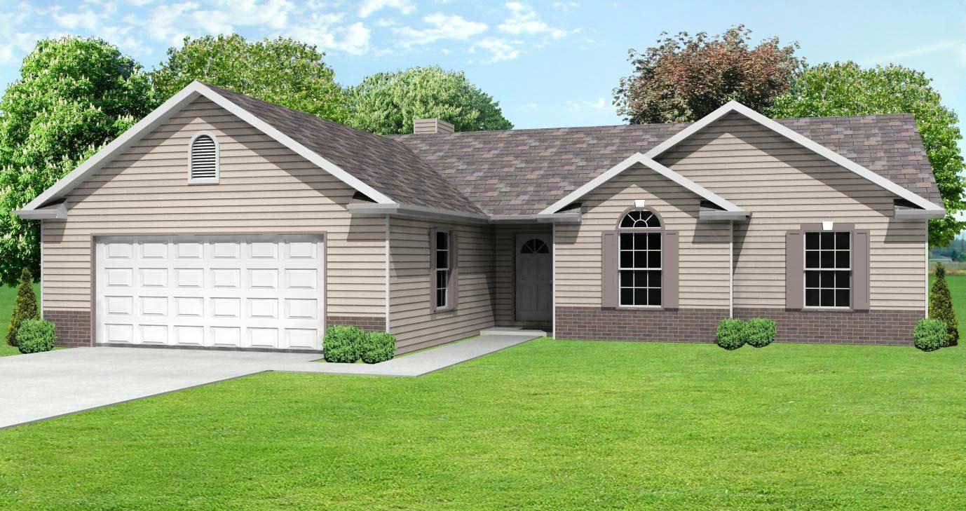 Best 3 Bedrm 1560 Sq Ft Country House Plan 148 1080 With Pictures