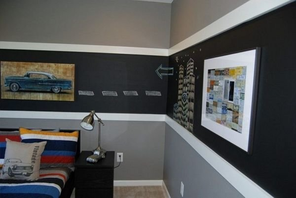 Best 50 Chalkboard Wall Paint Ideas For Your Bedroom With Pictures