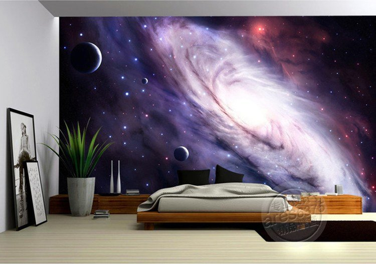 Best Download Galaxy Bedroom Wallpaper Gallery With Pictures