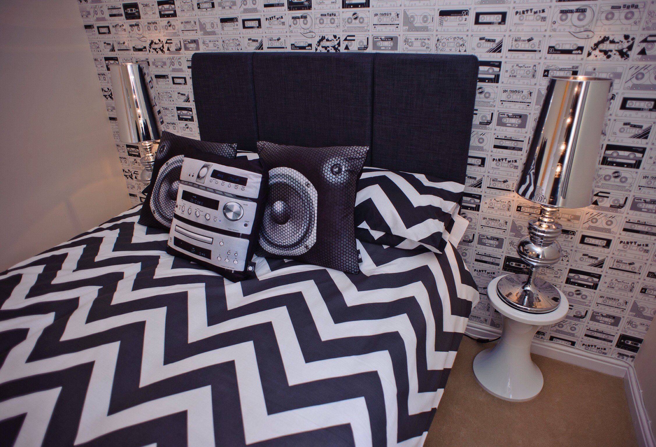 Best Download Music Bedroom Wallpaper Gallery With Pictures