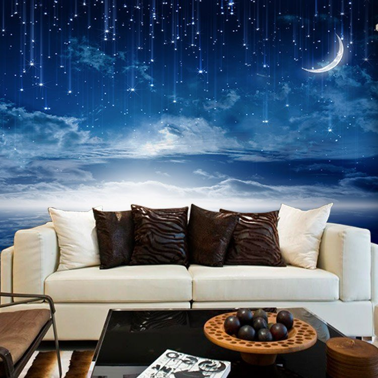 Best Download Star Wallpaper Bedrooms Gallery With Pictures