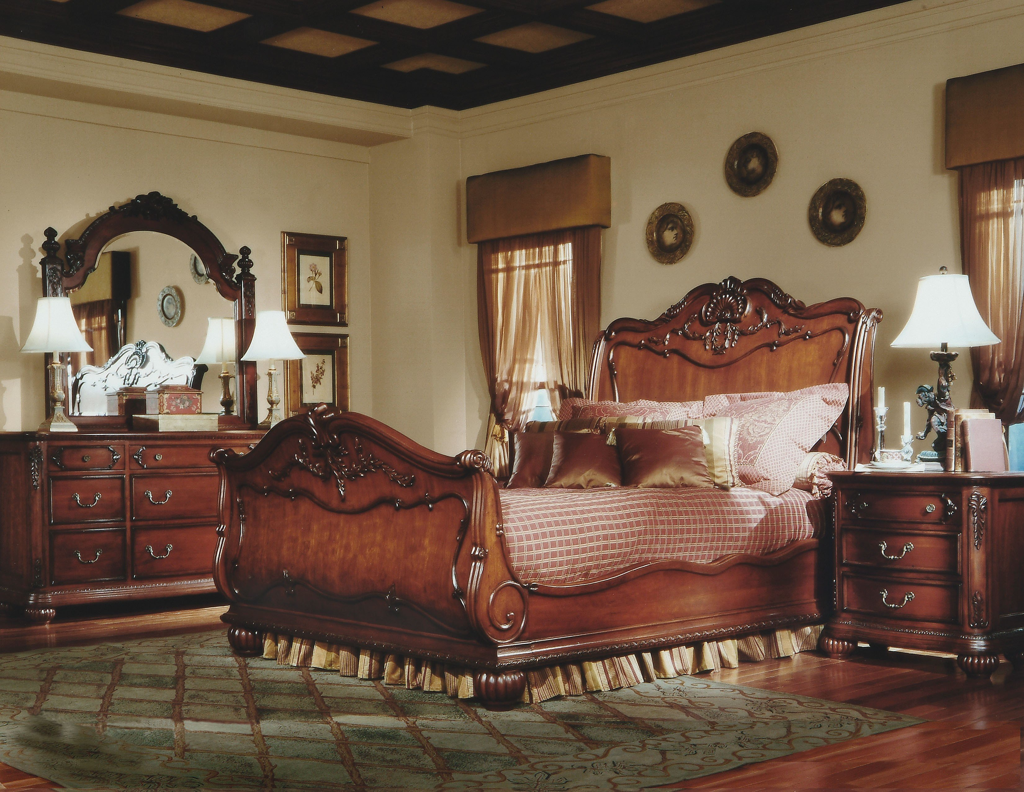 Best Queen Anne Bedroom Furniture Design The Interior Design With Pictures