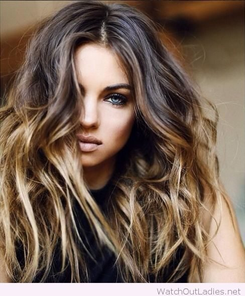 Free Caramel Blonde Ombre Hair Color – Watch Out Ladies Wallpaper