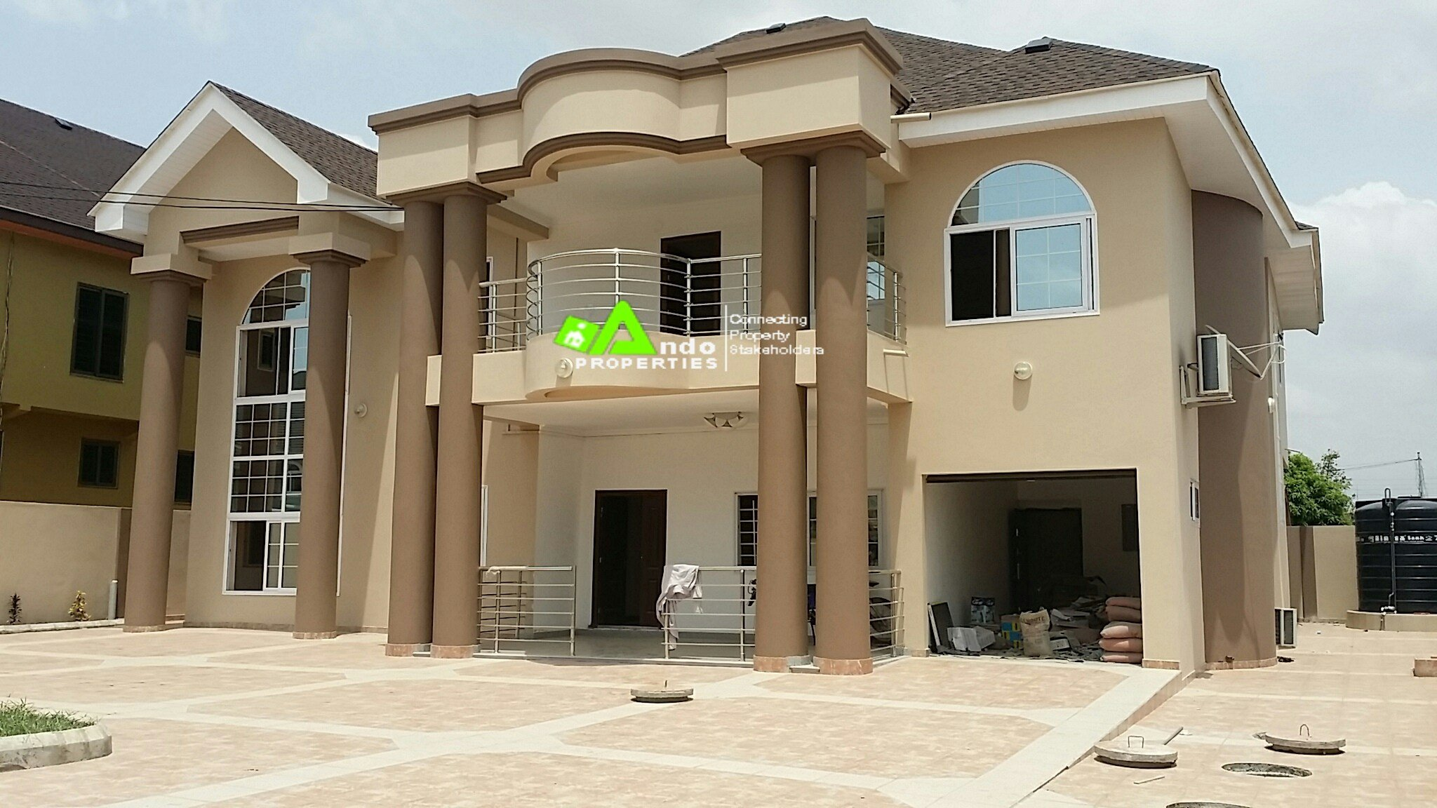 Best 6 Bedroom House With Swimming Pool Sold Ando Properties With Pictures