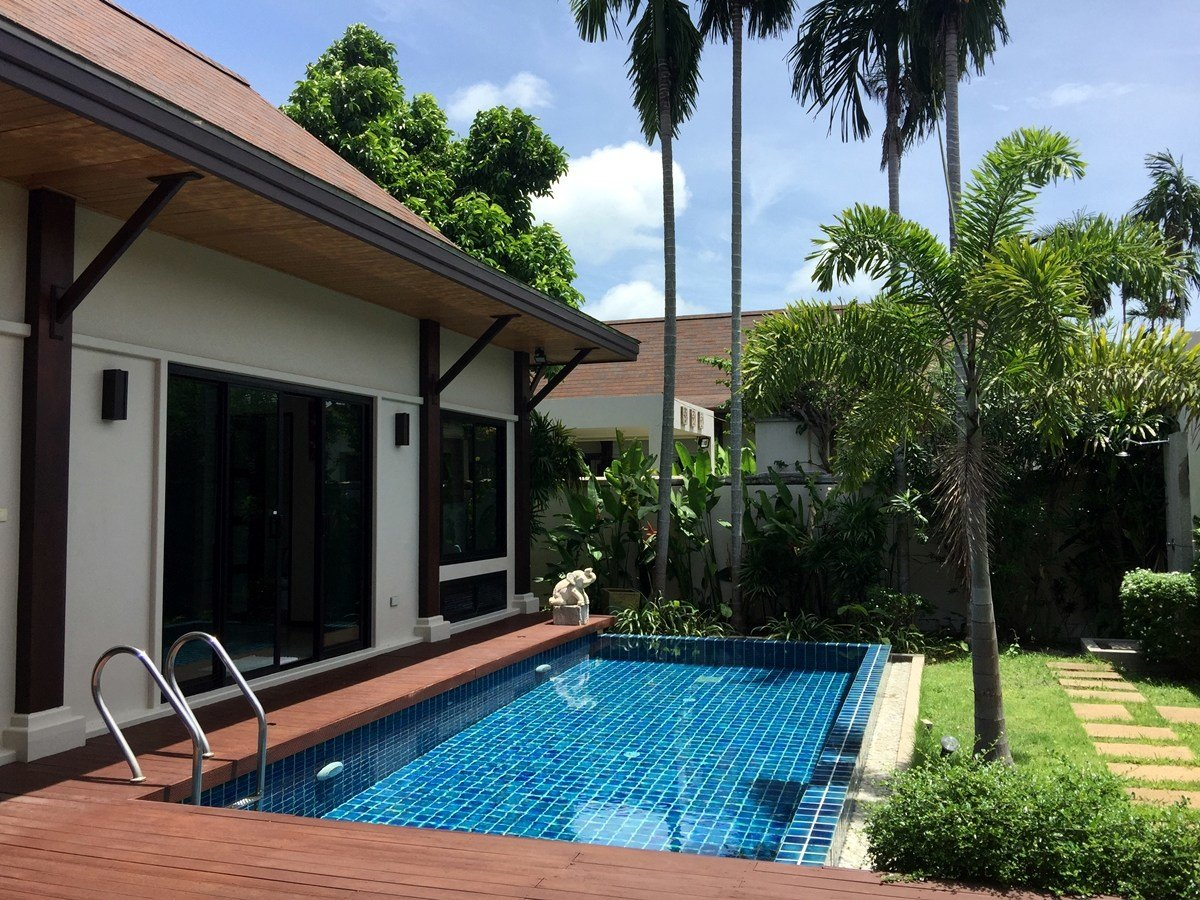 Best 2 Bedroom Private Pool Villa For Rent 5 Min To Rawai And With Pictures