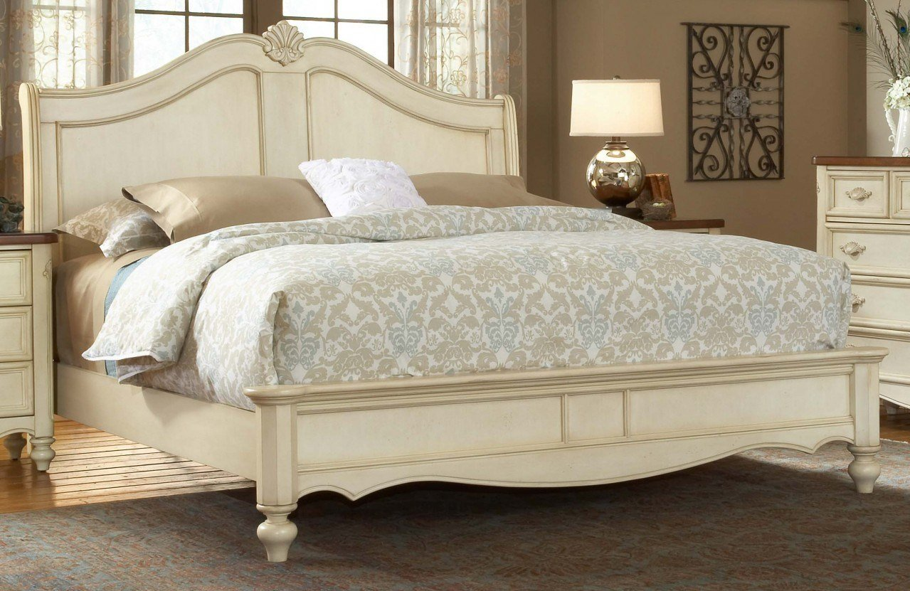 Best Bedroom Gorgeous Sleigh Bed Queen For Best Bedroom Furniture Idea — Afterthedeluge Com With Pictures