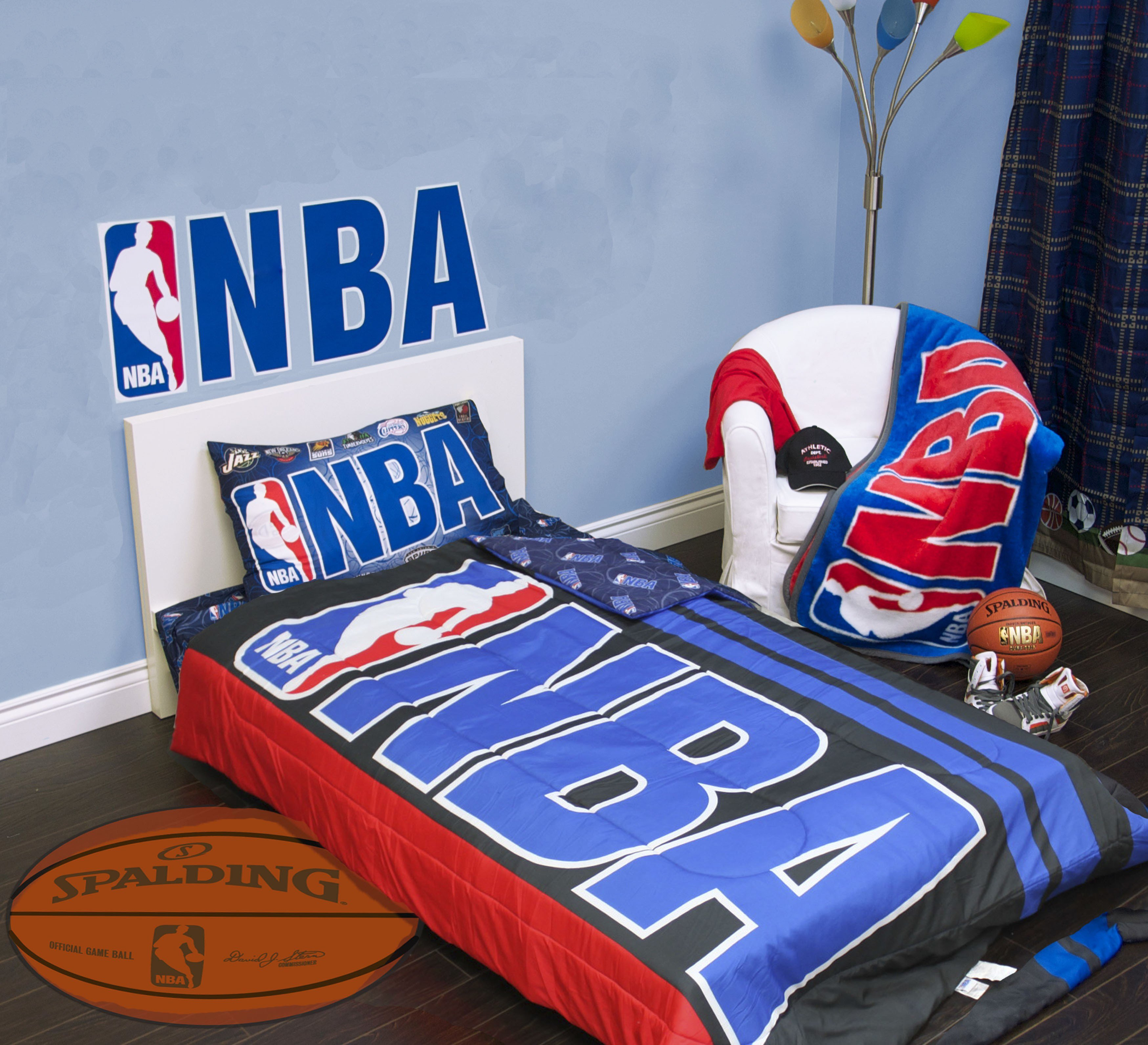 Best Exclusive Nba Collection Quilt 4 Pcs Twin Set Official With Pictures
