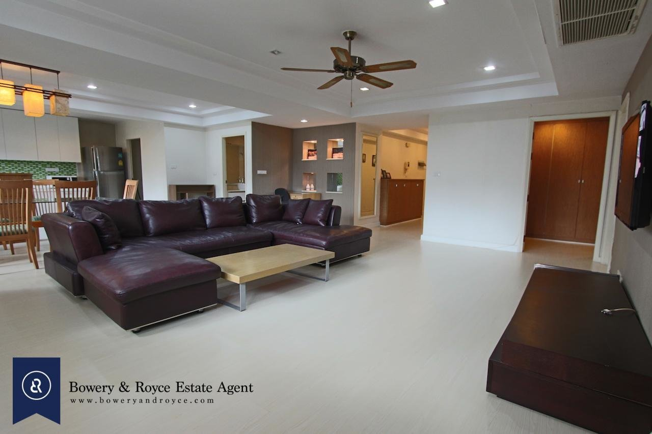 Best Affordable Three Bedroom Condo For Rent In Phrom Phong Bowery And Royce Real Estate Agent With Pictures