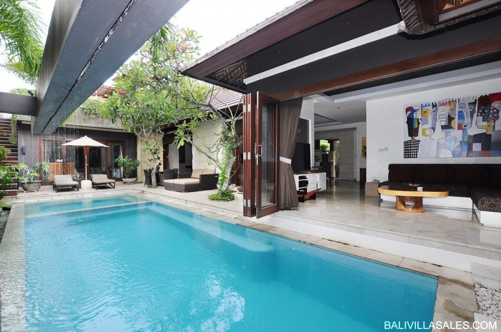 Best Modern 3 Bedroom Villa In Seminyak Area Freehold With Pictures