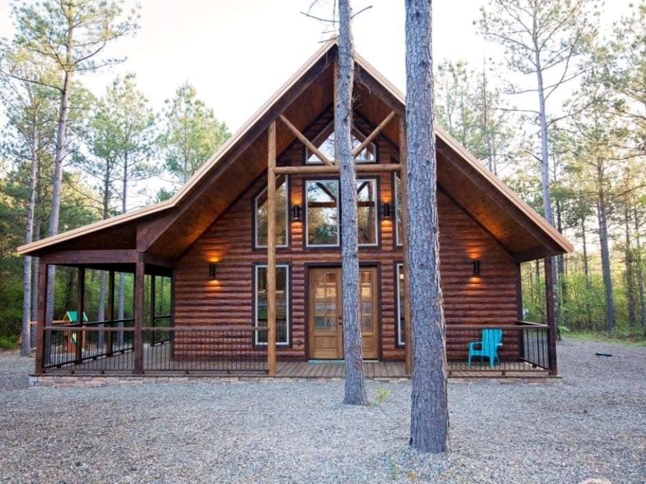 Best Broken Bow Vacation Cabins Prospering Pines 3 Bedroom With Pictures