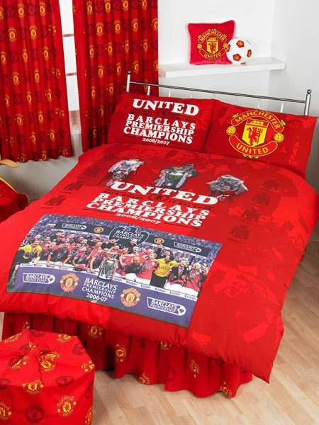 Best Manchester United Bedding Reviews With Pictures