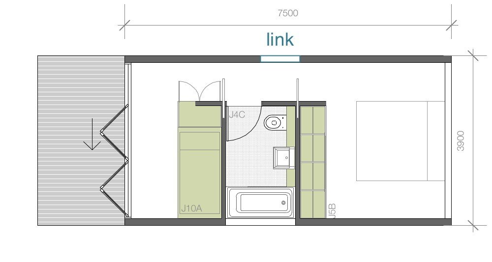 Best 2 Bedroom Addition Granny Flats And Home Designs Plans With Pictures