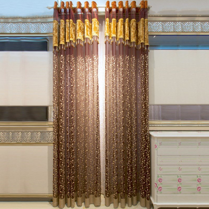 Best Deluxe Ready Made Sheer Curtains Will Show Room In Fancy Way With Pictures