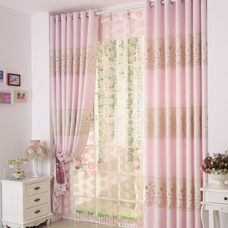 Best Elegant Floral Curtains And Drapes For Bedroom With Pictures