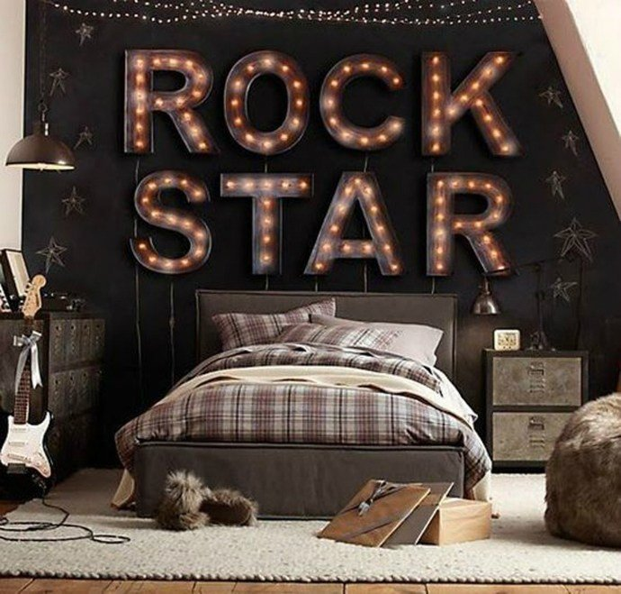 Best Inspiring Music Themed Bedroom Decor Ideas For Kids To With Pictures