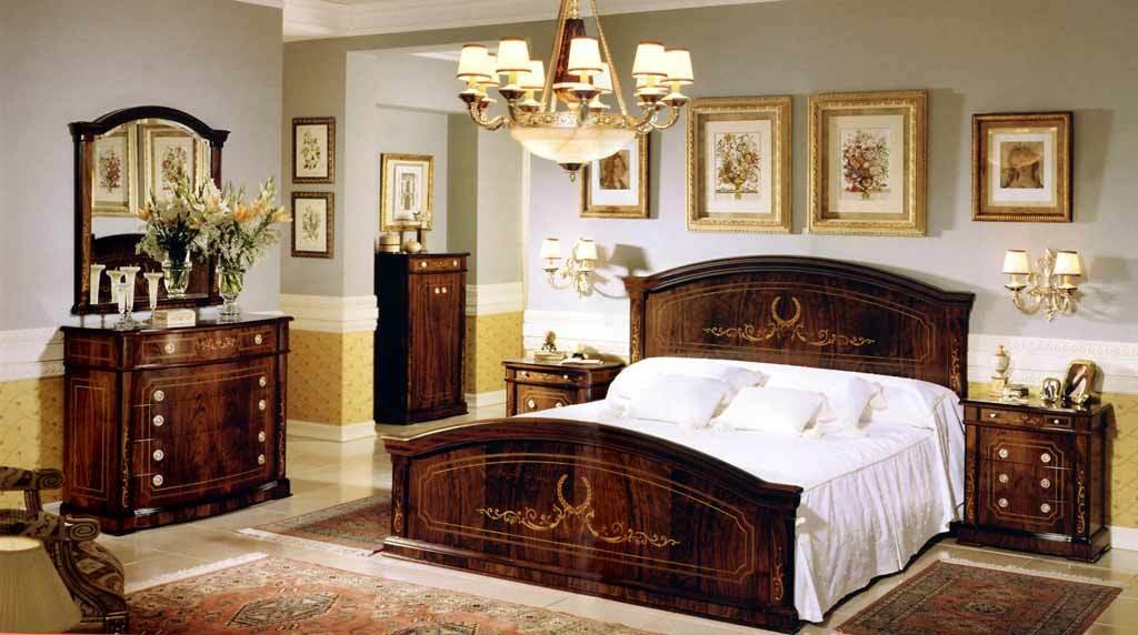 Best » Walnut Bedroom Set In Spanish Style Design Top And Best With Pictures