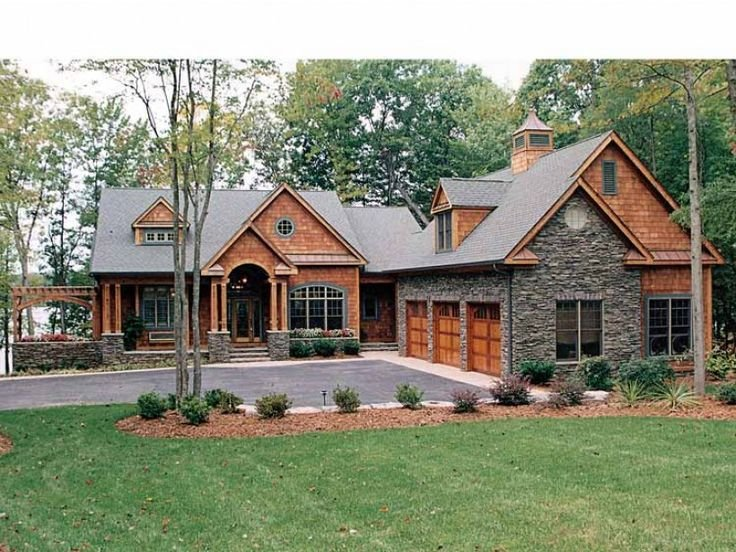 Best Craftsman House Plan With 4304 Square Feet And 4 Bedrooms With Pictures