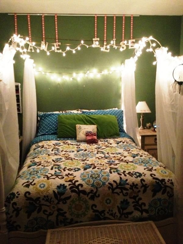 Best 30 Christmas Lights Decorations For Bedroom You Can Try With Pictures
