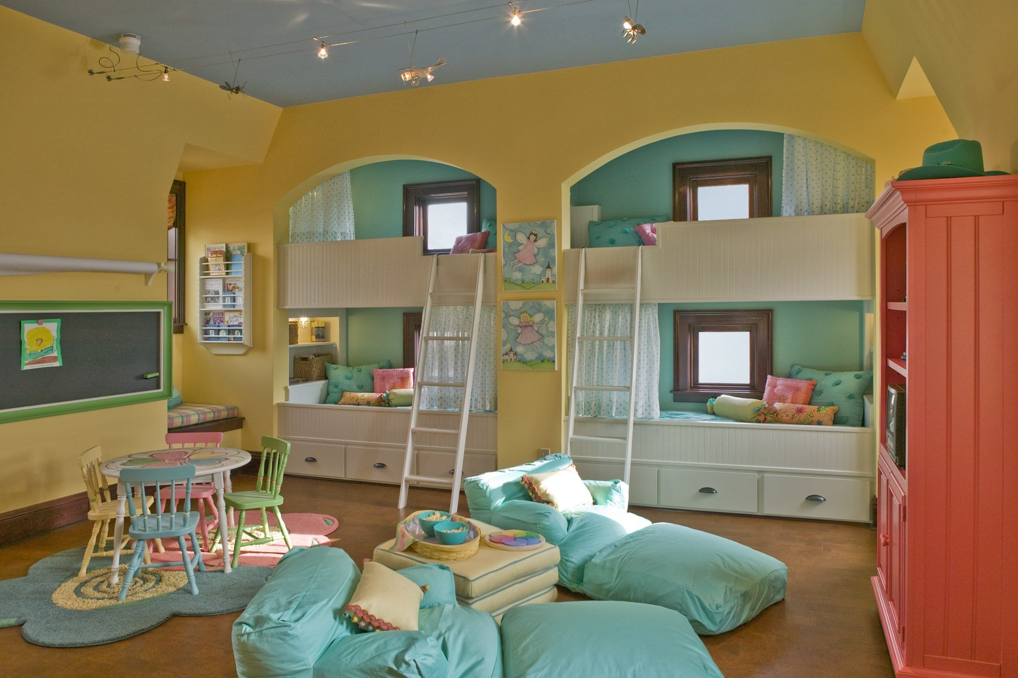 Best The Abc's Of Decorating…K Is For Kid's Rooms Decorating With Pictures