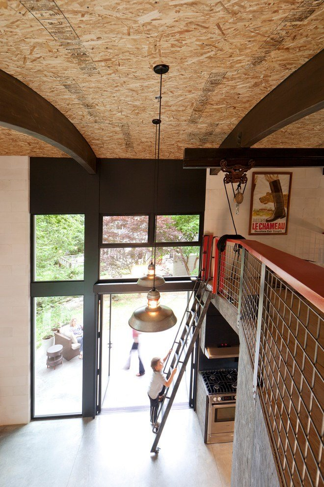 Best Astounding Loft Ladder Ideas To Apply At Your Home Decohoms With Pictures