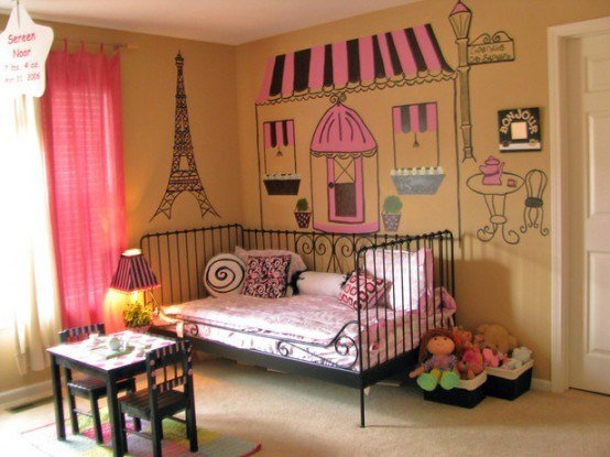 Best Cool Paris Themed Room Ideas And Items Digsdigs With Pictures