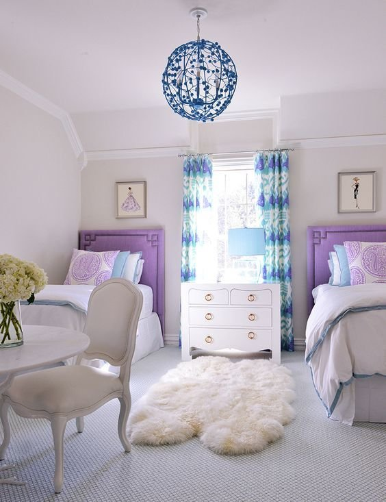 Best 22 Chic And Inviting Shared T**N Girl Rooms Ideas Digsdigs With Pictures
