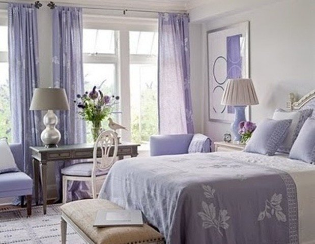 Best 39 Delicate Home Décor Ideas With Lavender Color Digsdigs With Pictures