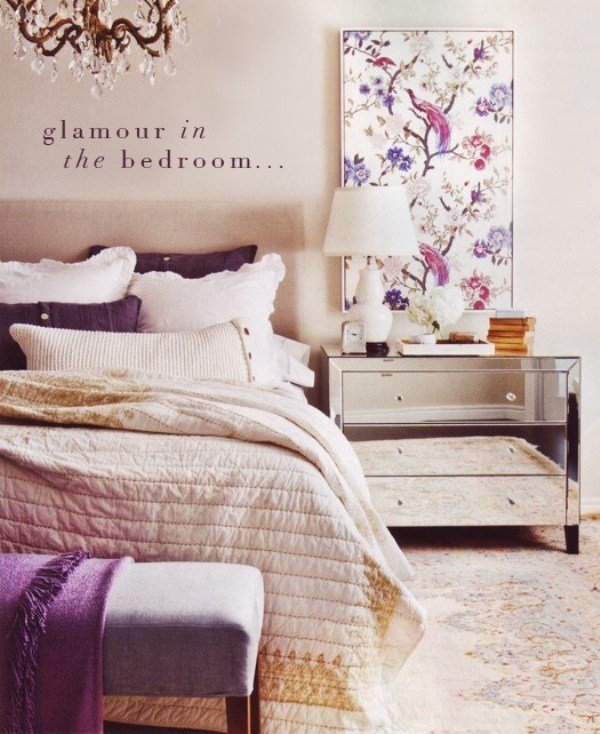 Best 33 Glamorous Bedroom Design Ideas Digsdigs With Pictures