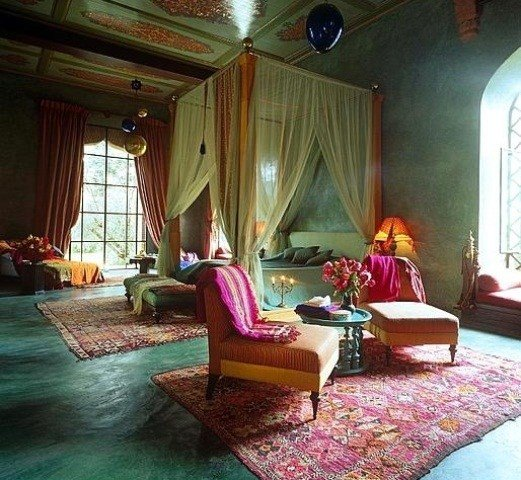 Best 66 Mysterious Moroccan Bedroom Designs Digsdigs With Pictures