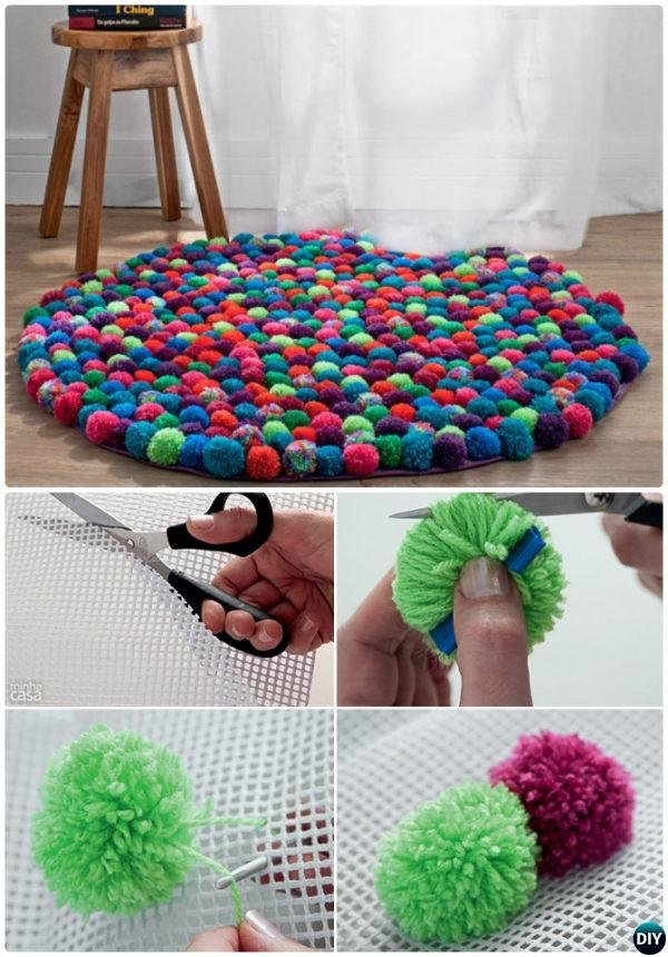Best 20 No Crochet Diy Rug Ideas Projects Instructions With Pictures