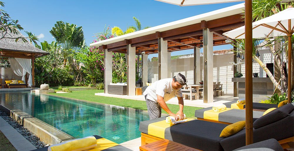 Best Villa Lilibel 6 Bedroom Villa Seminyak Bali With Pictures