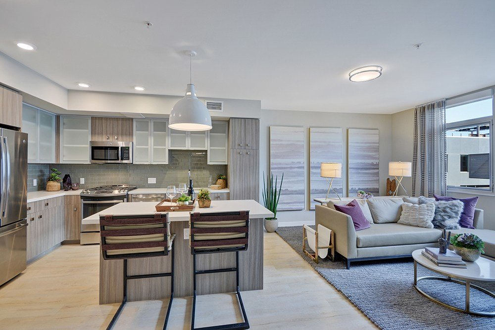 Best L Seven Our Newest Apartment Community In The Heart Of Soma Fairfield Residential With Pictures