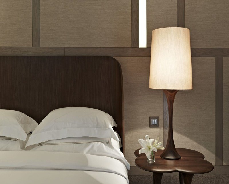 Best Contempoary Bedside Lamp Furnitureteams Com With Pictures