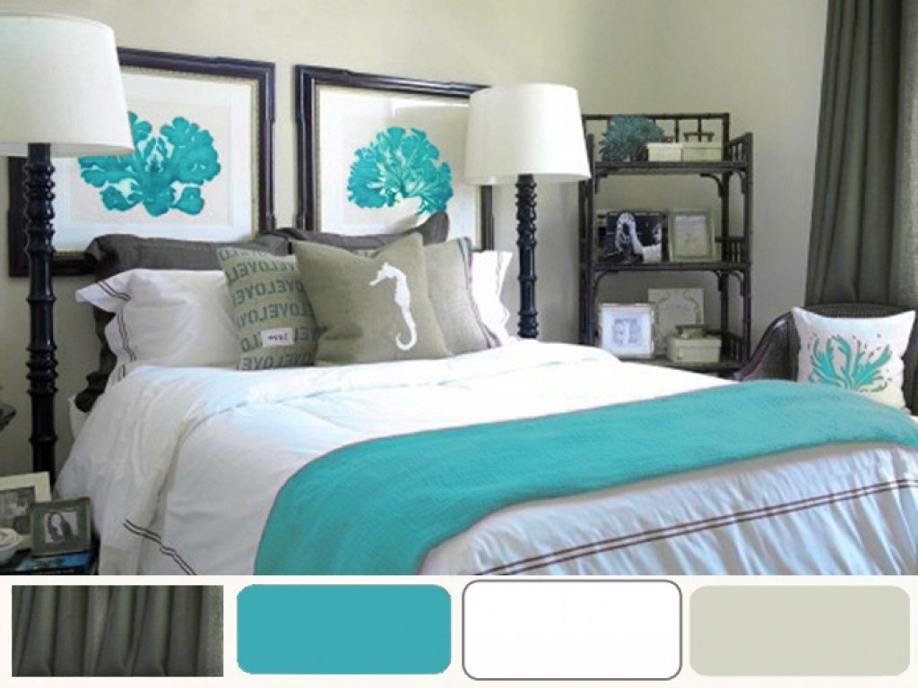 Best Bedroom Bedding And Decor Coral And Turquoise Bedroom With Pictures