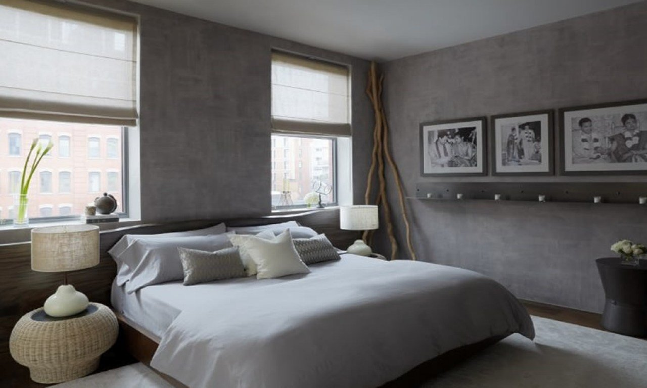 Best Grey Bedrooms Decor Ideas Grey Bedroom Decorating Ideas With Pictures