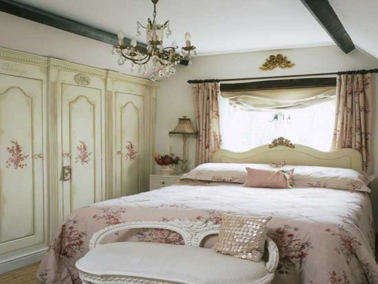 Best Vintage Bedrooms Diy Shabby Chic Bedroom Romantic Shabby With Pictures