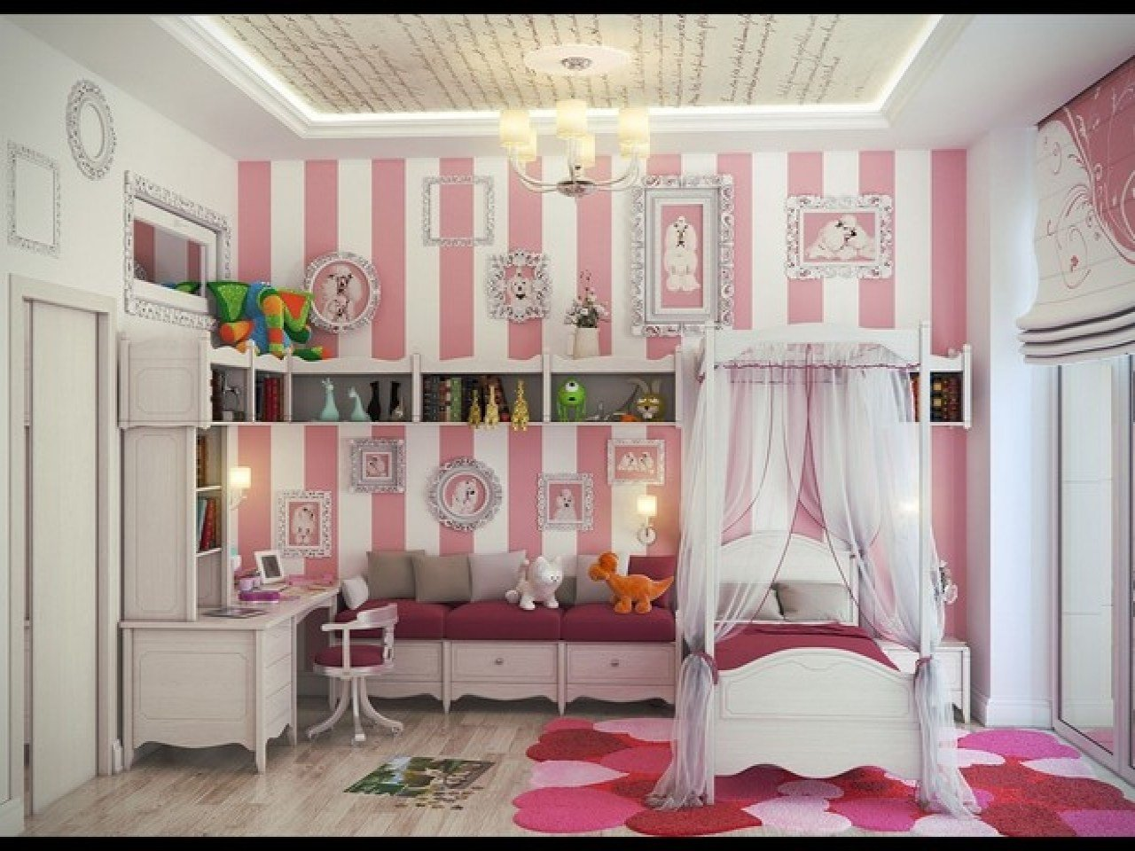 Best Sophisticated Bedroom Designs Pinterest Girl Bedroom Ideas Little Girls Bedroom Ideas Bedroom With Pictures