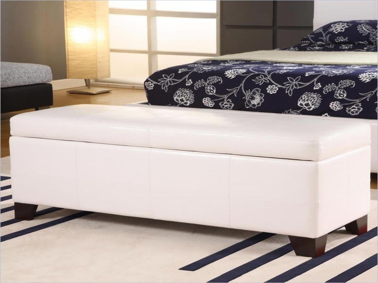 Best Storage Bedroom Benches Awesome Storage Bench Bedroom With Pictures