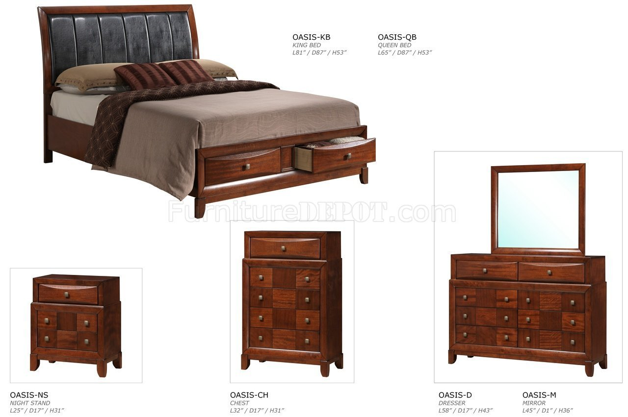 Best Oasis Bedroom In Oak By Global W Options With Pictures