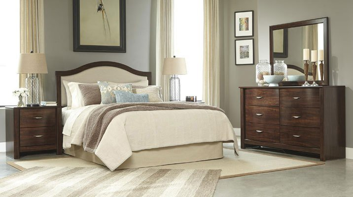 Best Bedroom Furniture Furniture Discount Warehouse Tm Crystal Lake Cary Algonquin Bedroom With Pictures
