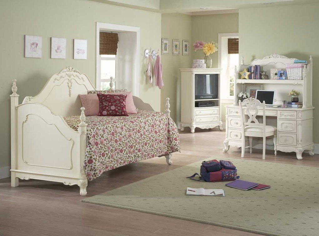 Best Cinderella Youth Bedroom Set With Day Bed Kids Room Sets With Pictures