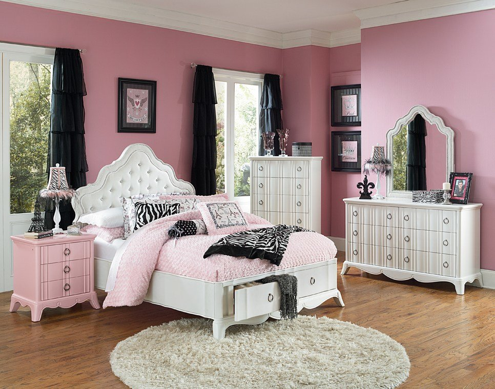 Best Bedrooms With Black Beds Cool Bunk Beds For T**N Girls For Sale Interior Designs Flauminc Com With Pictures