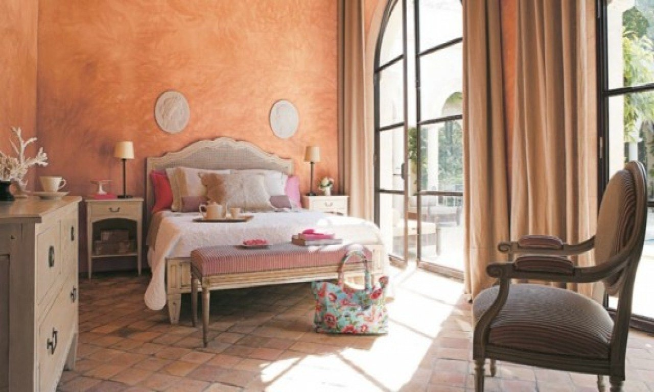 Best Paint Styles For Bedrooms Modern Rustic Bedroom Paint With Pictures