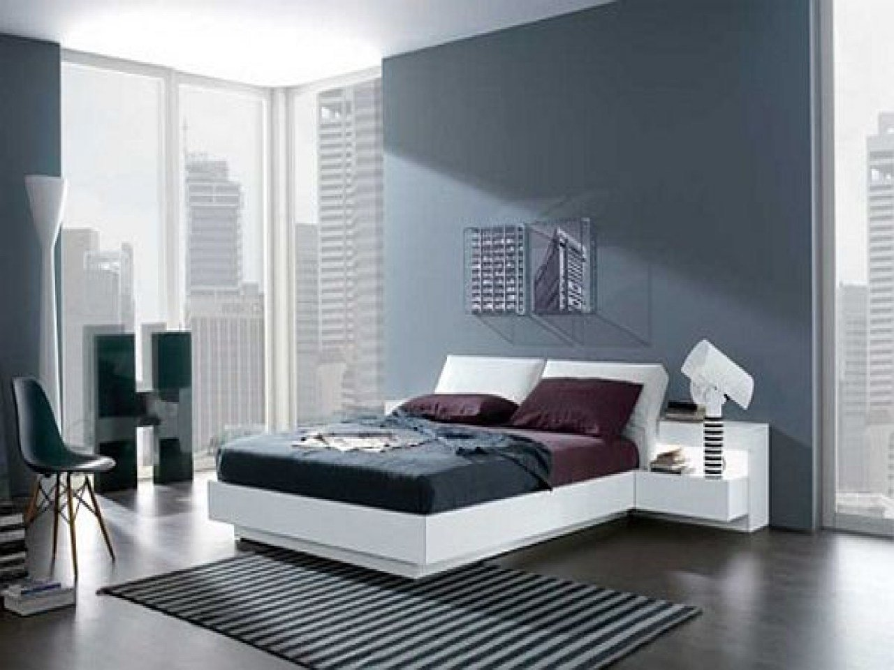 Best Modern Colour Schemes For Bedrooms Modern Bedroom Paint With Pictures