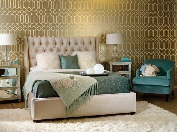 Best Master Bedroom Wallpaper Ideas 12 Interior Design Center With Pictures