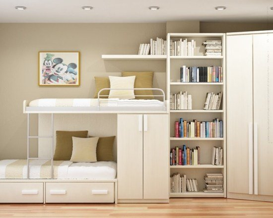Best Space Saving Tips For Small Bedrooms Home Interiors Blog With Pictures