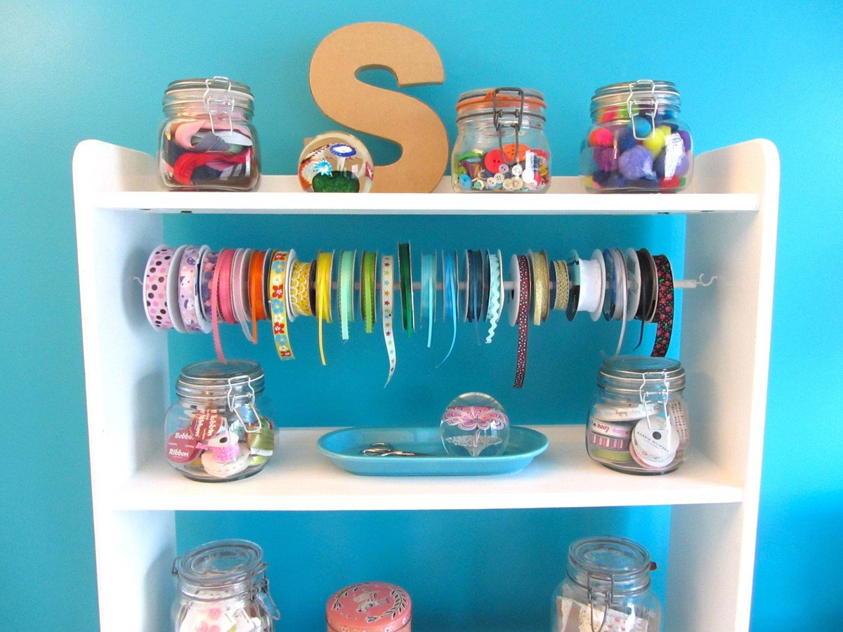 Best Diy Ribbon Station Imagine Our Life With Pictures