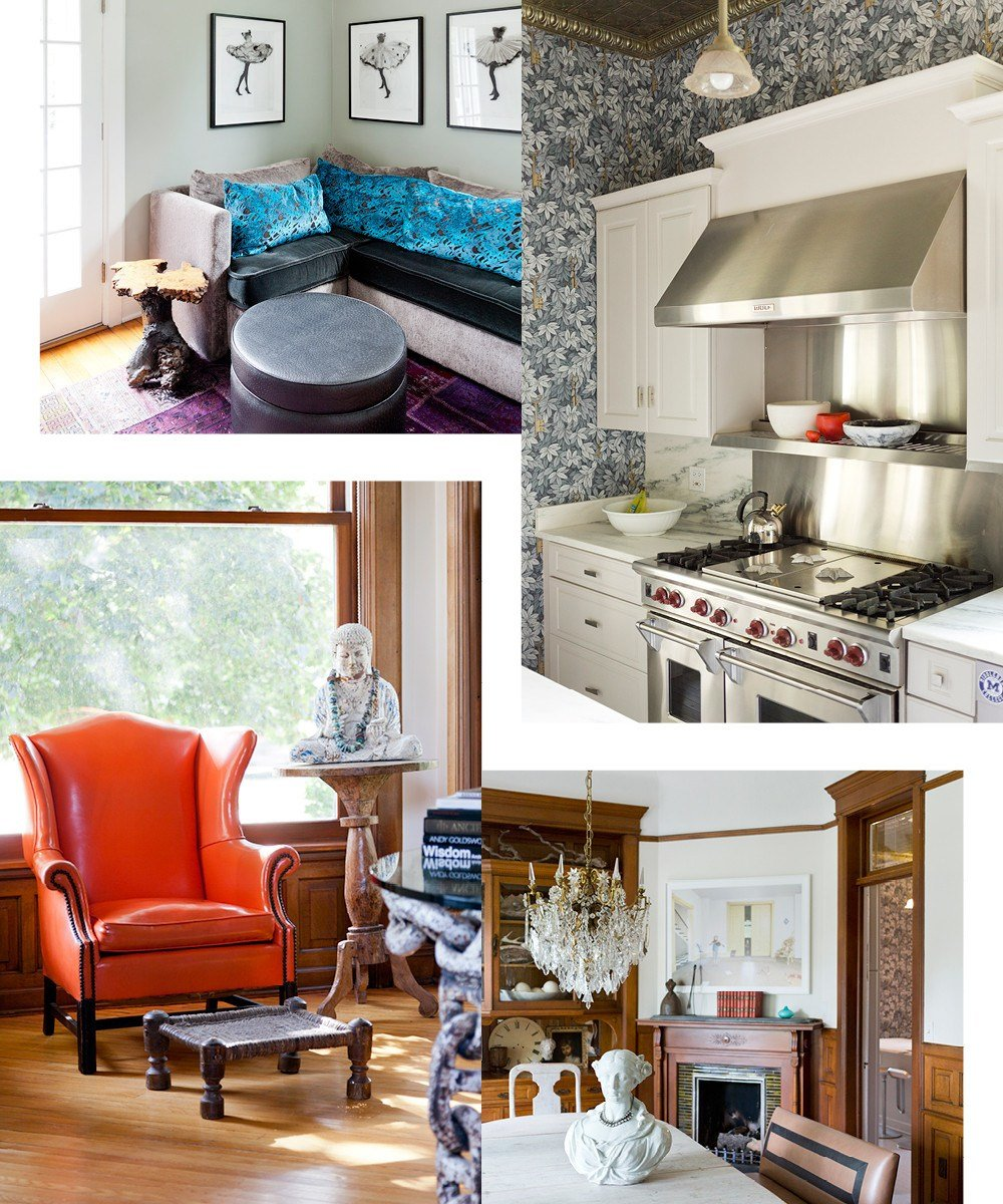 Best Home Design Nice Townhouse Chicago For Your Place — Iqueuesg Com With Pictures