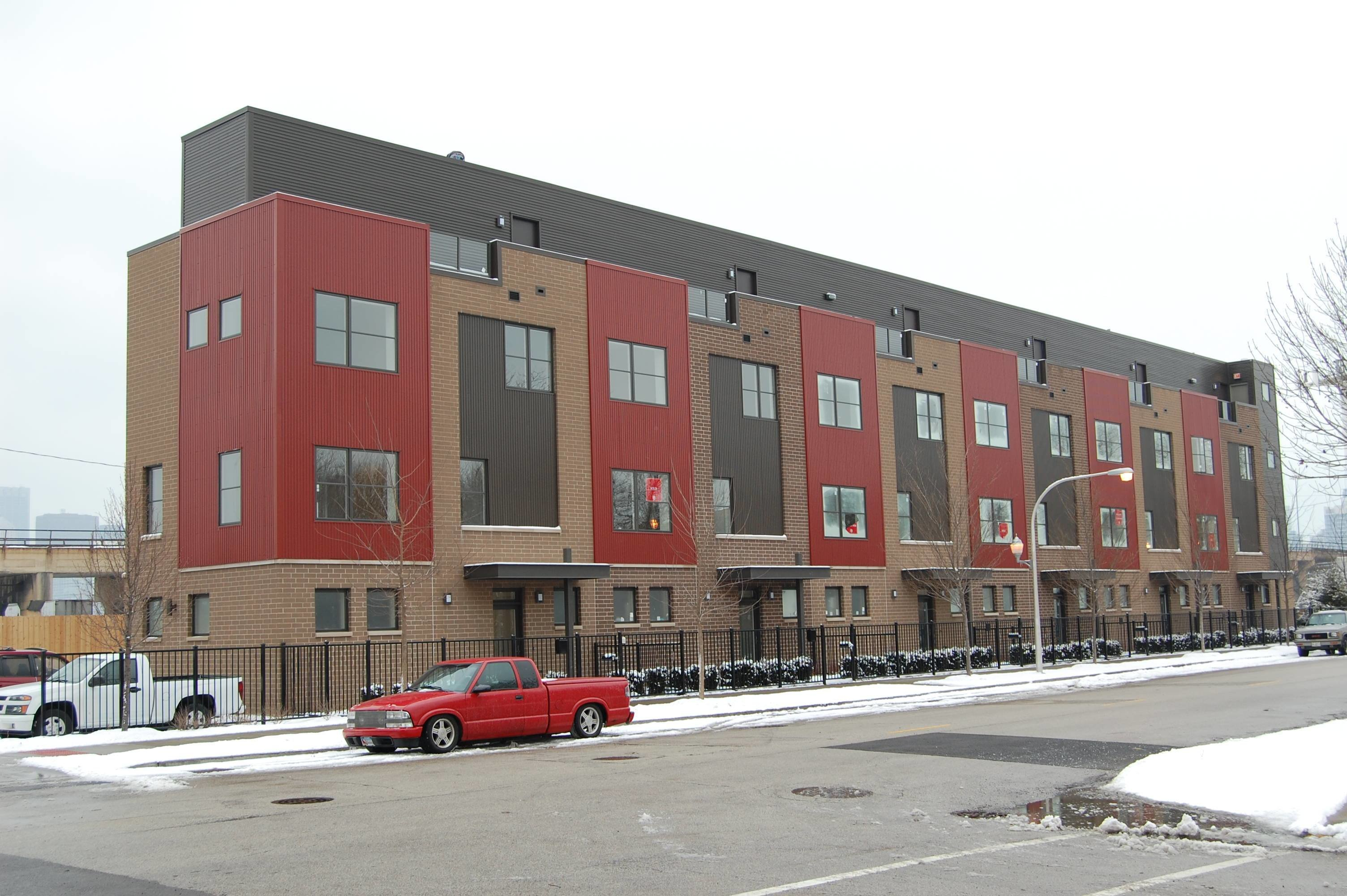 Best Home Design Nice Townhouse Chicago For Your Place With Pictures
