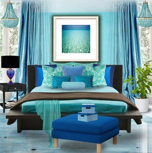 Best Brown And Turquoise Bedroom Black And Turquoise Bedroom Turquoise And Brown Bedroom Ideas With Pictures